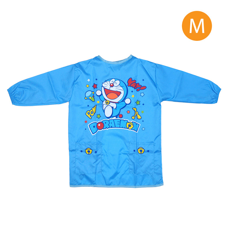 Doraemon Kid's Pinafore with Pocket - M size 小童圍裙-中碼