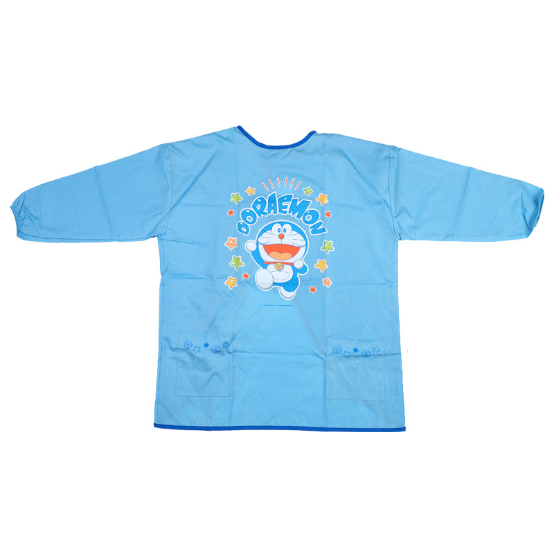 Doraemon Kid's Pinafore with Pocket - L size 小童圍裙-大碼