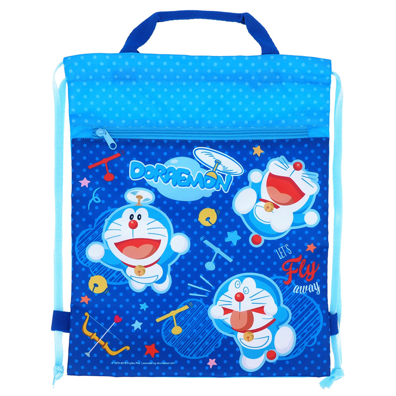 Doraemon Drawstring Backpack 索繩背囊