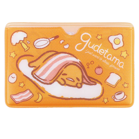 Gudetama PVC Card Holder 咭片套