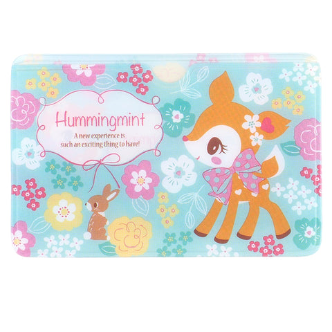 Hummingmint PVC Card Holder 咭片套