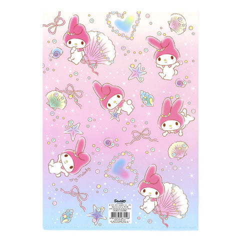 My Melody A4 PP File 文件夾