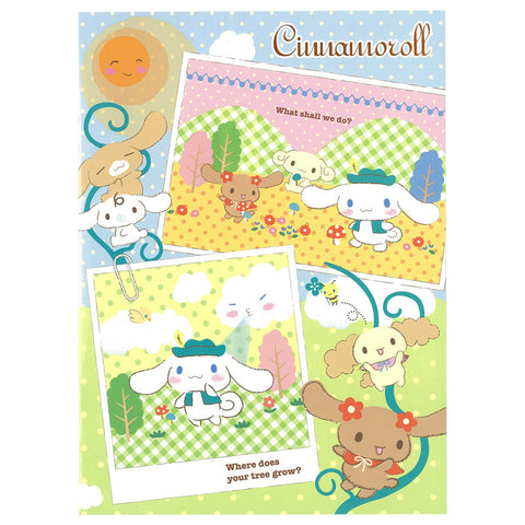 Cinnamoroll Notebook 單行簿