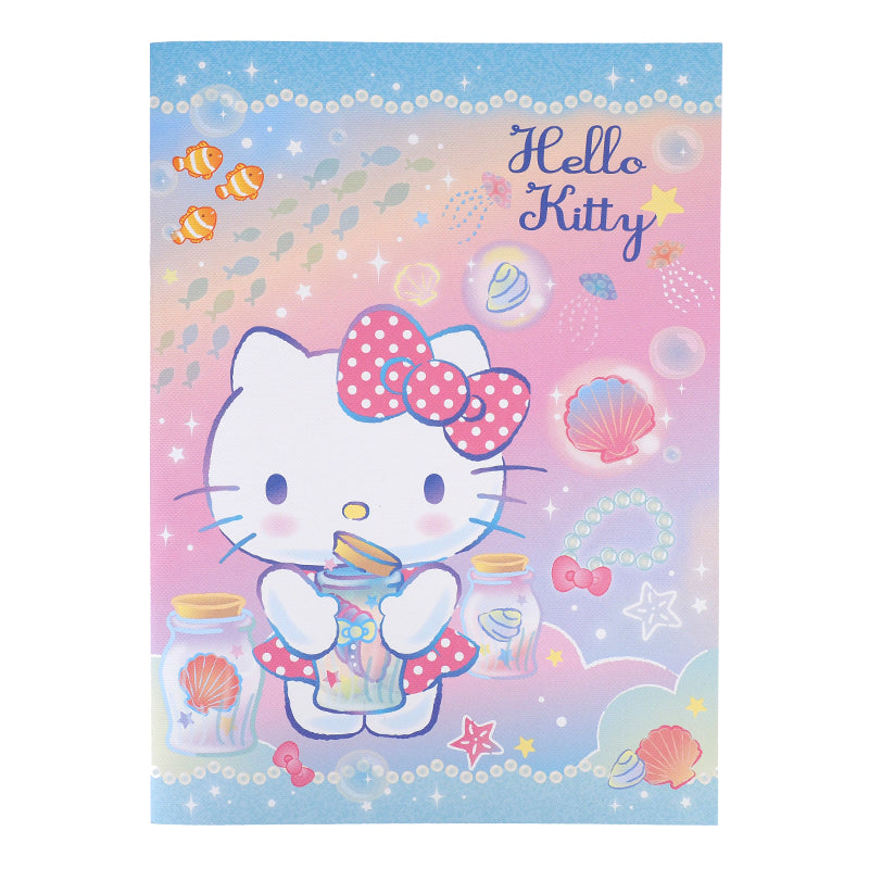 Hello Kitty Notebook 單行簿