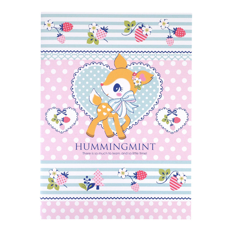 Hummingmint Notebook 單行簿