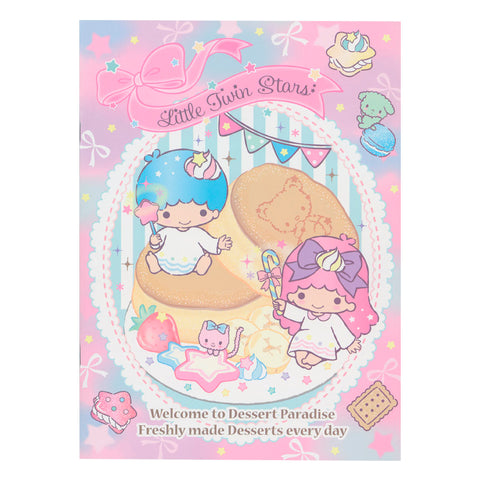 Little Twin Stars Notebook 單行簿