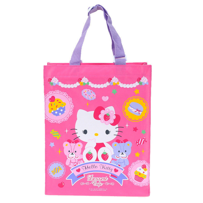 Hello Kitty Nylon Shopping Bag (M) 尼龍環保袋 (中)