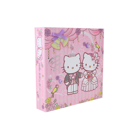 Hello Kitty & Dear Daniel 4R Size Wedding Photo Album 結婚相簿