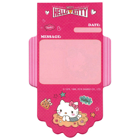 Hello Kitty Folded Memo Pad 摺型便條紙