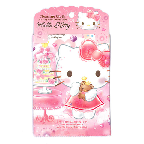 Hello Kitty Glasses Cleaning Cloth 眼鏡布