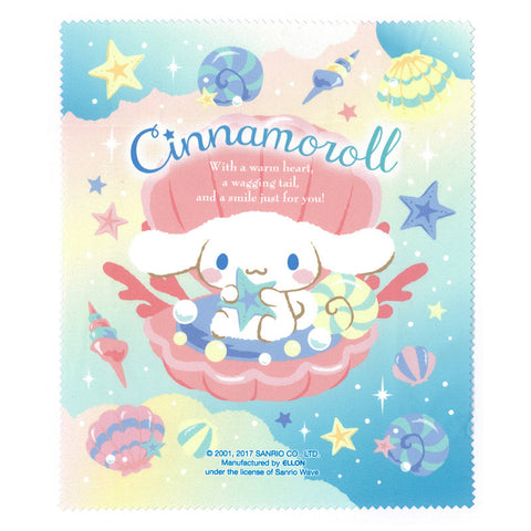 Cinnamoroll Glasses Cleaning Cloth 眼鏡布