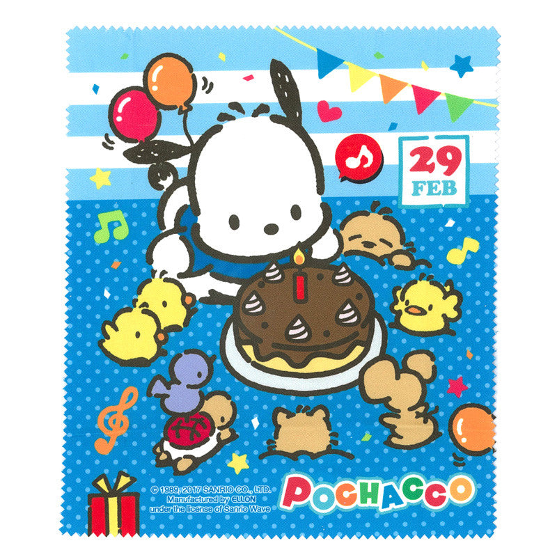 Pochacco Glasses Cleaning Cloth 眼鏡布