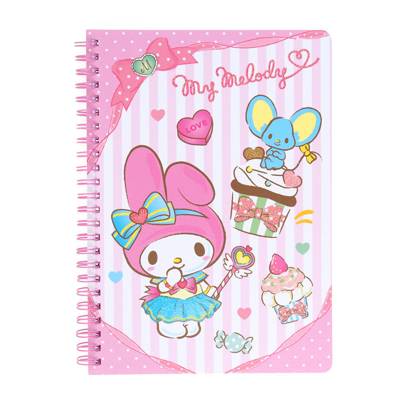 My Melody Wire-O Notebook 線圈簿