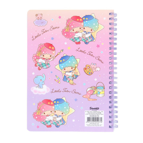 Little Twin Stars Wire-O Notebook 線圈簿