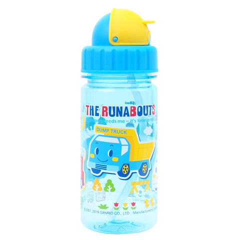 The Runabouts 250ml Water Bottle 膠水樽