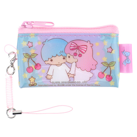 Little Twin Stars Mini PVC Mesh Bag 迷你PVC袋