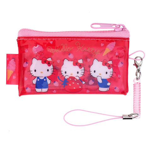 Hello Kitty Mini PVC Mesh Bag 迷你PVC袋