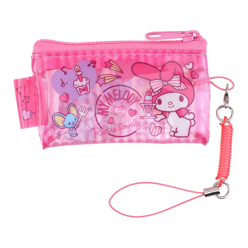 My Melody Mini PVC Mesh Bag 迷你PVC袋