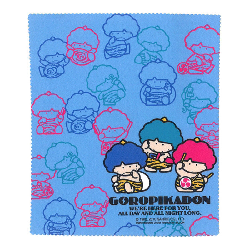 Goropikadon Glasses Cleaning Cloth 眼鏡布