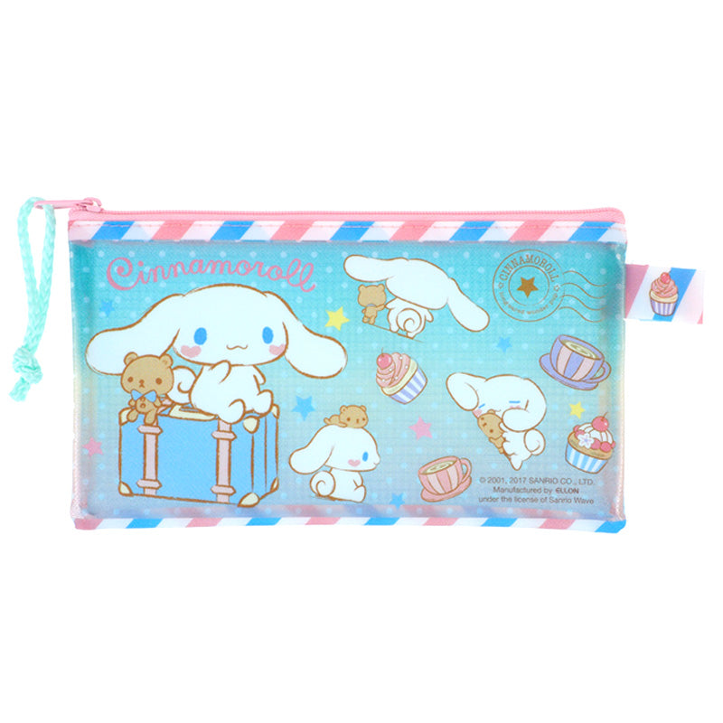 Cinnamoroll Mesh Bag (M) 文件袋(中)