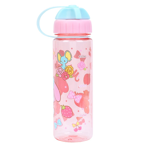 My Melody 450ml Water Bottle w/ 2 Openings Lid 膠水樽 (雙開口設計)