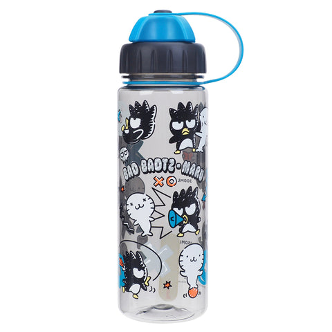 XO 450ml Water Bottle w/ 2 Openings Lid 膠水樽 (雙開口設計)