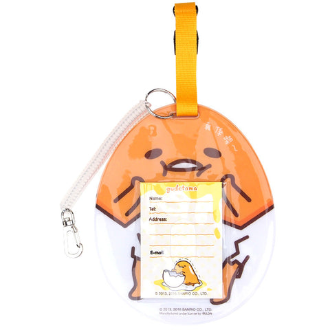 Gudetama PVC Giant Card Holder 特大PVC証件套