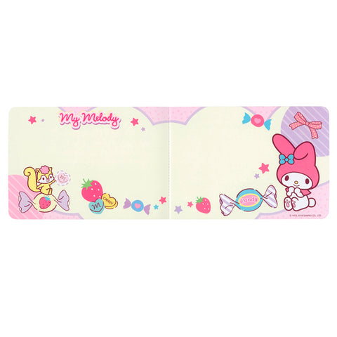 My Melody Sticker Album With Sticker 貼紙簿連貼紙