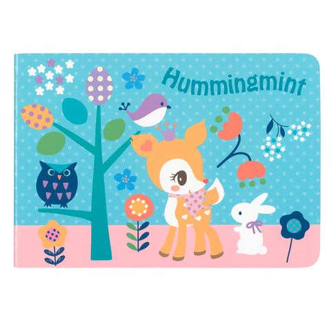 Hummingmint Sticker Album With Sticker 貼紙簿連貼紙