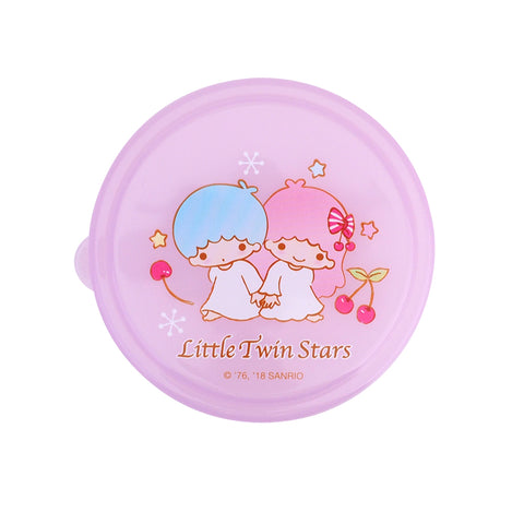 Little Twin Stars 225ml Plastic Cup 有蓋膠水杯