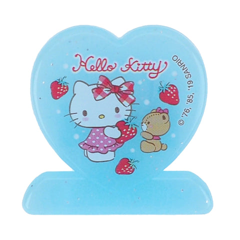 Hello Kitty Plastic Clips Set (3 Pcs/ Set) 文件夾子套裝 (3個)