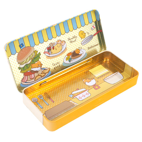 Gudetama Tin Pencil Case 鐵筆盒
