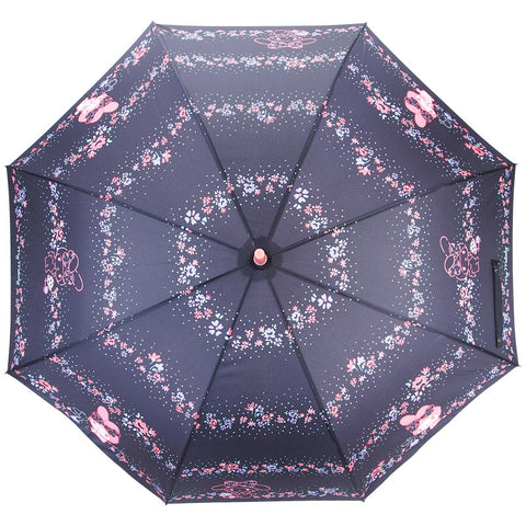 My Melody 60CM x 8 Ribs Auto-Open Straight Umbrella 膠手柄自動直身雨傘