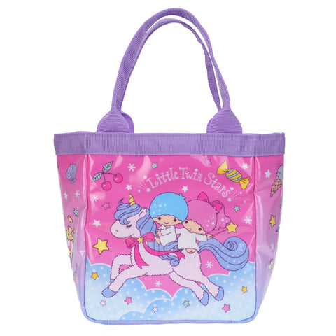Little Twin Stars Insulated Carry Tote Bag (Keep Warm/Cool) 保溫/冷餐盒手挽袋