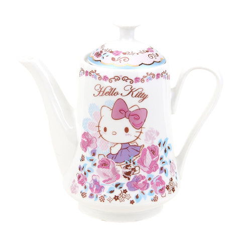 Hello Kitty High Tea Set Teapot 西式茶壺
