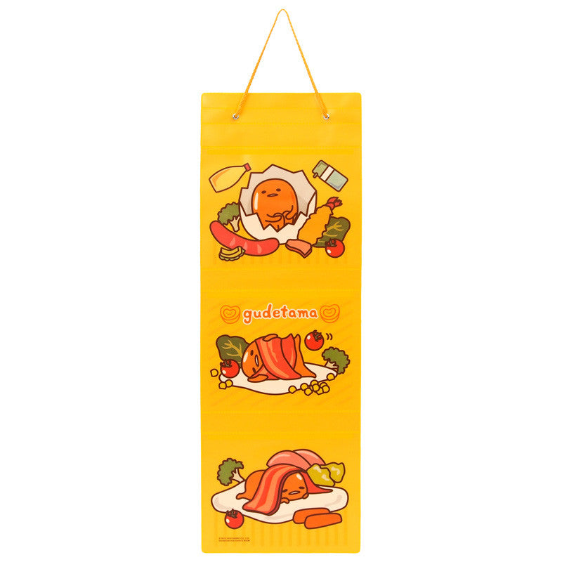 Gudetama PVC Handing Tidy Holder 掛式整理袋