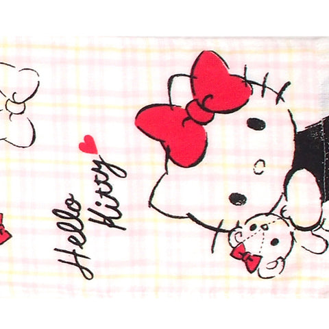 Hello Kitty Long Towel 純棉紗布汗巾