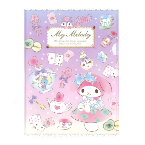 My Melody PP File Set 文件夾套裝