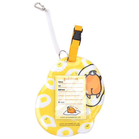 Gudetama PVC Card Holder (Jumbo) 証件套 (特大)