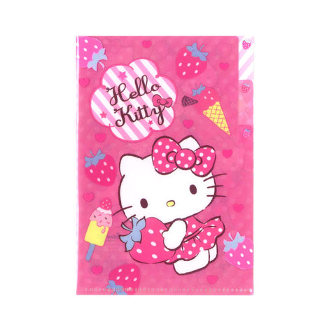 Hello Kitty PP Mini File Index 迷你索引文件夾