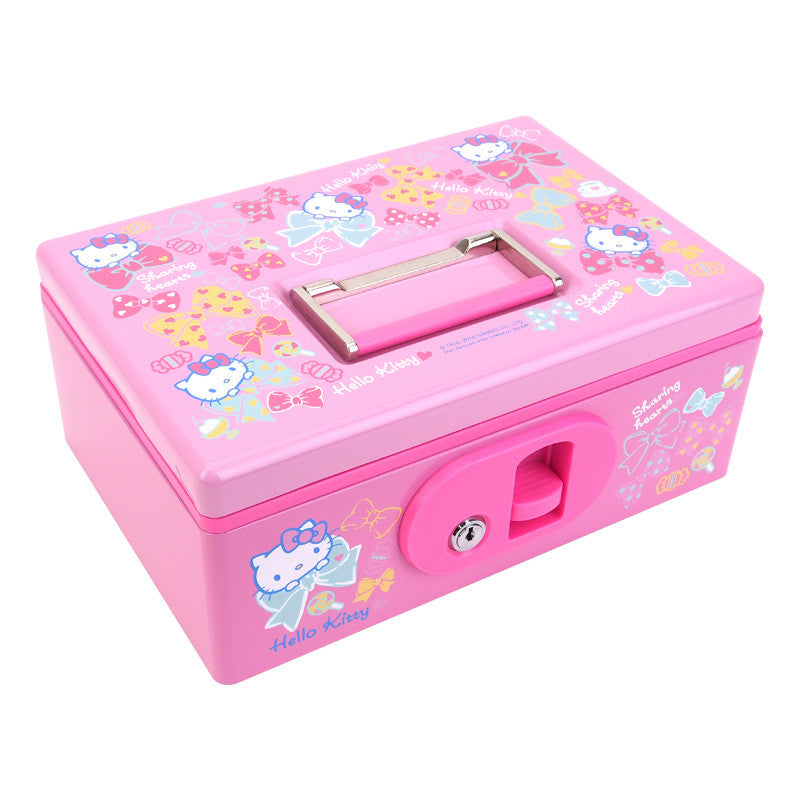 Hello Kitty Jumbo Cash Box 珍寶夾萬
