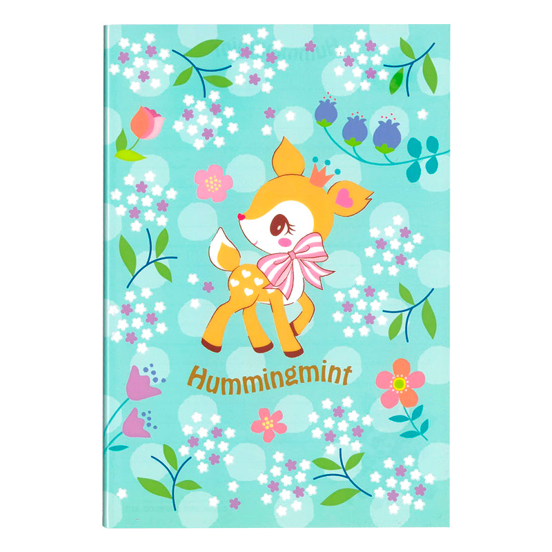 Hummingmint PP Cover Notebook PP面單行簿