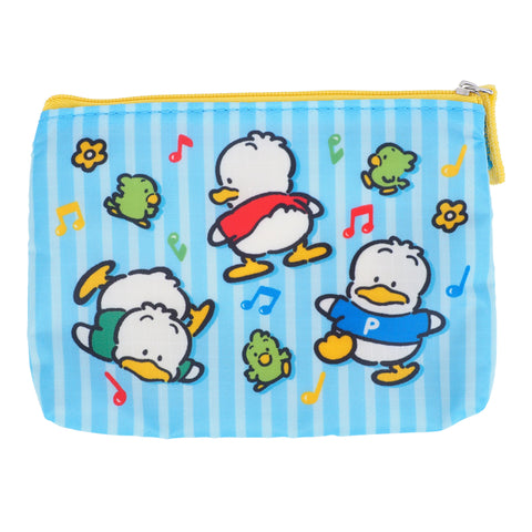 Ahiru No Pekkle Two Zip Pouch 雙層小袋