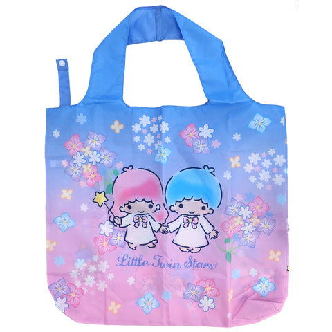 Little Twin Stars Foldable Shopping Bag 可摺式購物袋