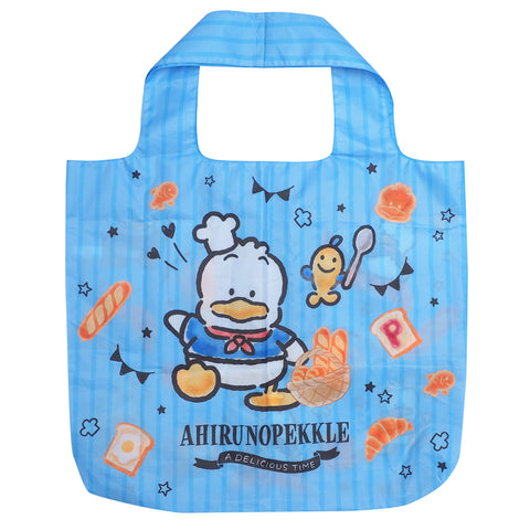 Ahiru No Pekkle Foldable Shopping Bag 可摺式購物袋
