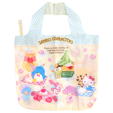Mix Characters Foldable Shopping Bag 可摺式購物袋