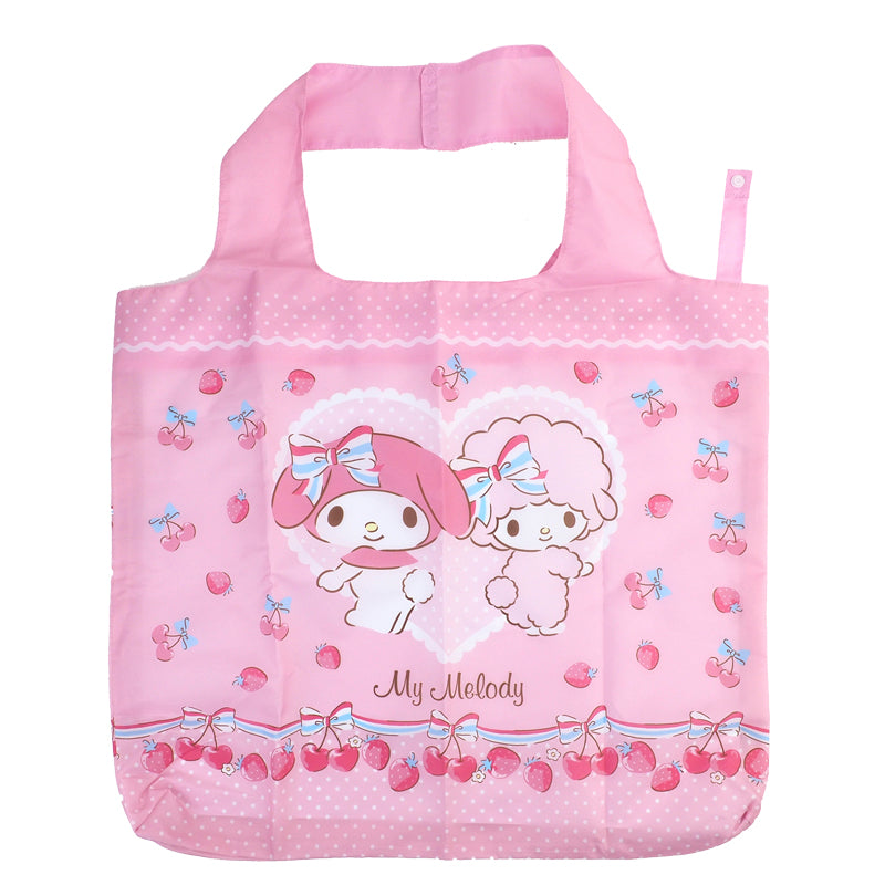 My Melody Foldable Shopping Bag 可摺式購物袋
