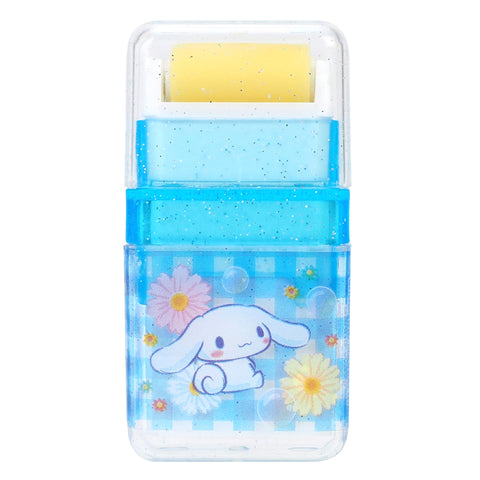 Cinnamoroll PVC Free Eraser With Roller Cleaner 擦膠附帶滾輪 (不含塑化劑)