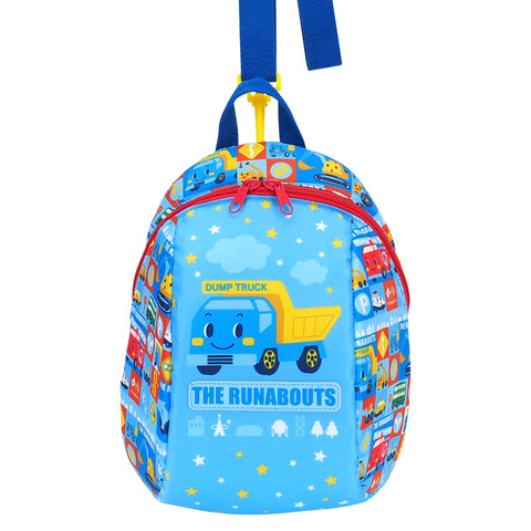The Runabouts Kids Backpack (Removable Safety Strap) 小童背囊 (可拆式安全手帶)