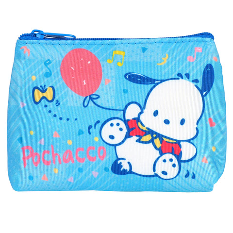 Pochacco Coin Pouch with Chain Holder 小袋連匙扣
